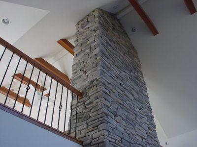6A FireplaceCealing