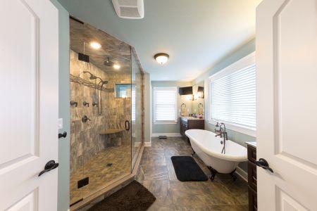 Master Bath 2 - Best Green Energy Award