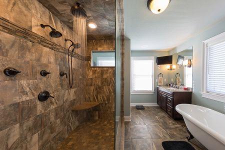 Master Bath - Best Green Energy Award